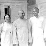 Darshan with Swami Jyotirmayananda & Swami Venkatesananda