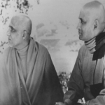 Darshan with Swami Jyotirmayananda with Swami Krishnananda
