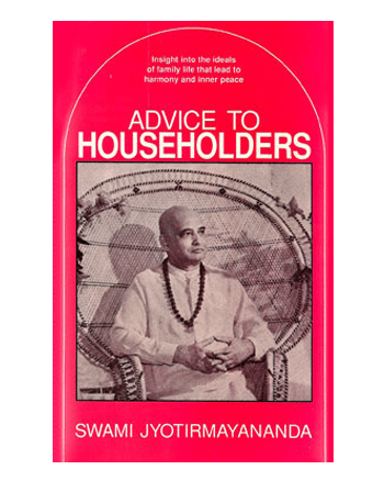 Advice To householders book