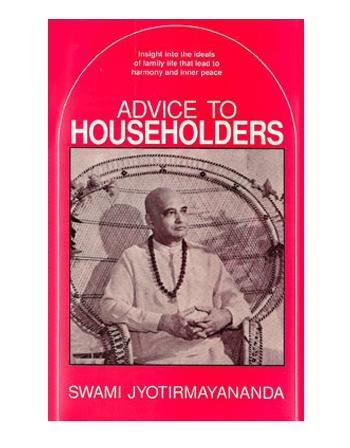Advice To householders book