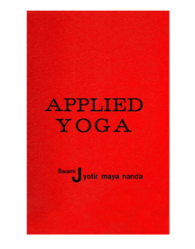Applied Yoga Hardbound Book