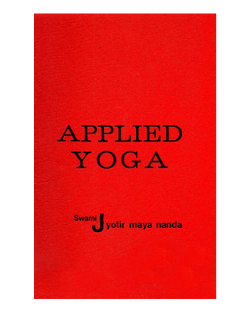 Applied Yoga Hardbound Book