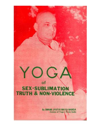 Sex Sublimation Truth & Non-Violence Book