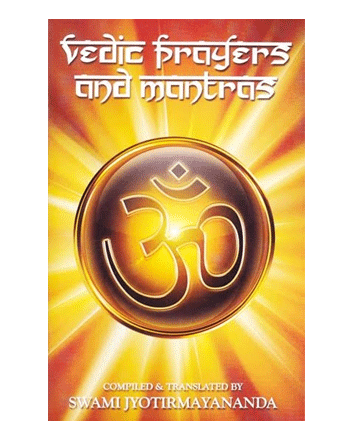 vedic prayers & mantras book