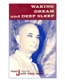 Waking, Dream & Deep Sleep Book