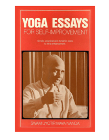 yoga essays for self improvement book