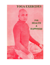 Yoga Exercises for Health & Happiness Book