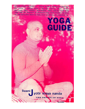 yoga guide book by swami jyotirmayananda