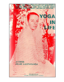 Yoga In Life Book