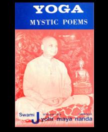 yoga mystic poems book