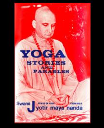 Yoga Stories and Parables Book by Swami Jyotirmayananda