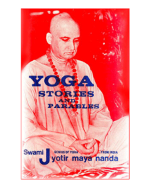 Yoga Stories and Parables Book by Swami Jyotirmayananda