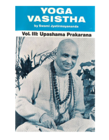Yoga Vasistha Vol. 3 by Swami Jyotirmayananda
