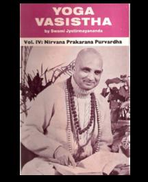 Yoga Vasistha Vol. 4 Book by Swami Jyotirmayananda