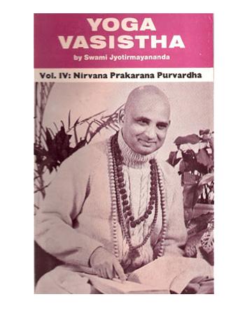 Yoga Vasistha, Vol. 4