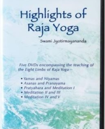 Highlights of Raja Yoga