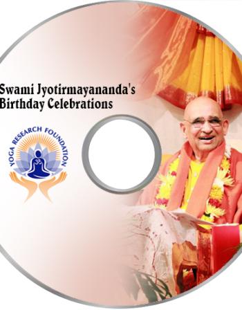 Swami Jyotirmayananda's 82nd Birthday Celebration