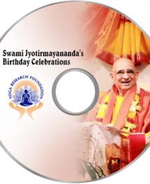 Swami Jyotirmayananda's 83rd Birthday Celebration