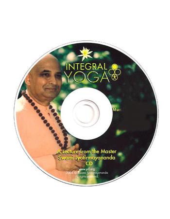 The Practice of Niddidhyasana or Vedantic Meditation (CD)