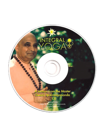 Insight into the Great Utterances of the Vedas (CD)