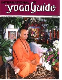 International Yoga Guide Bound Annual Volume 40: September 2002 - August 2003