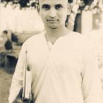 Young Swami Jyotirmayananda