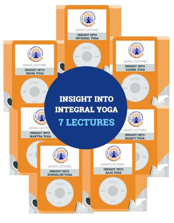 Insight Into Integral Yoga - 7 MP3 Lecture Bundle